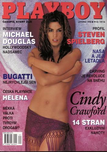 1998/11 časopis Playboy