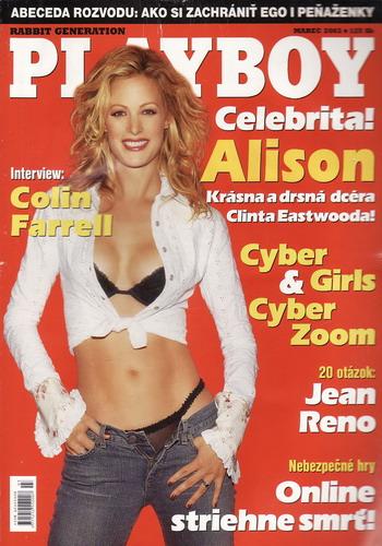2003/03 časopis Playboy, slovensky