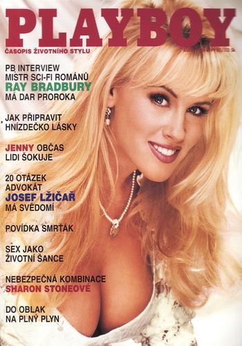 1996/10 časopis Playboy