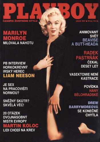 1997/02 časopis Playboy