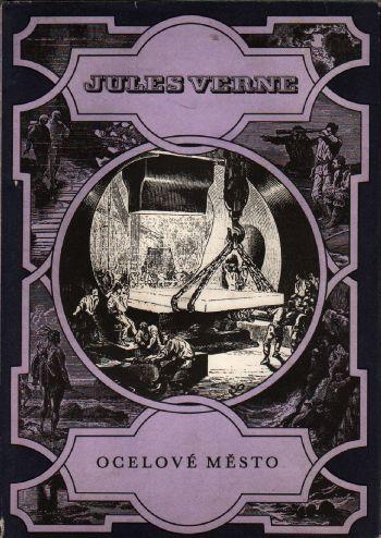 Ocelové město / Jules Verne, 1989