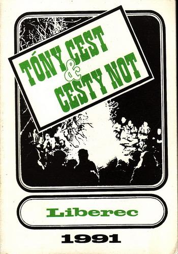 Zpěvník Tóny cest a cesty not 1991, Liberec