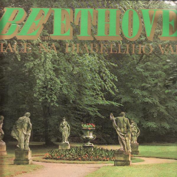 LP Ludwig van Beethoven, Variace na Diabelliho valčík, 1971