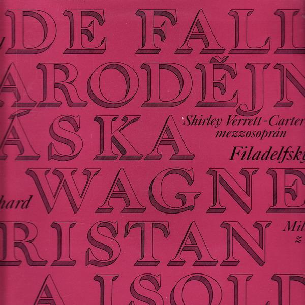 LP Manuel de Falla, Richard Wagner, 1970