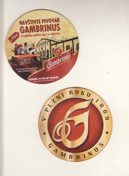Navštivte pivovar Gambrinus v Plzni