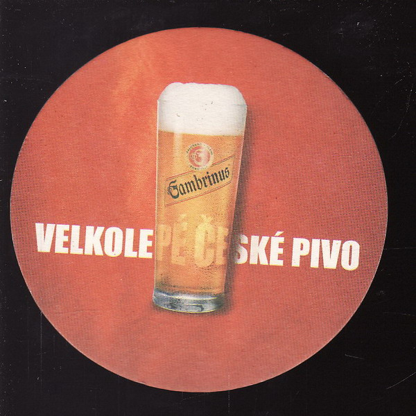 Gambrinus, velkolepé České pivo