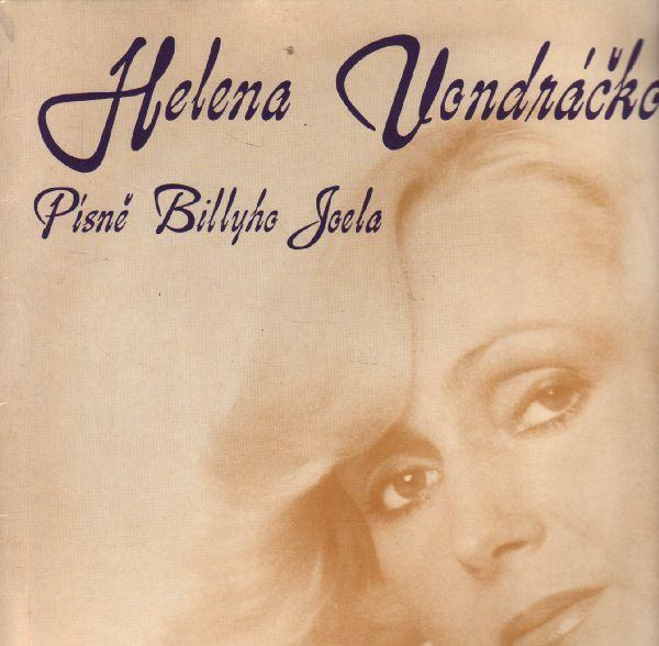 LP Helena Vondráčková, písně Billyho Joela, 1981
