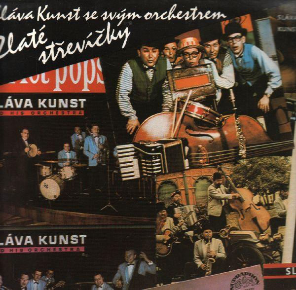 LP Zlaté střevíčky, Sláva Kunst se svým orchestrem, 1986