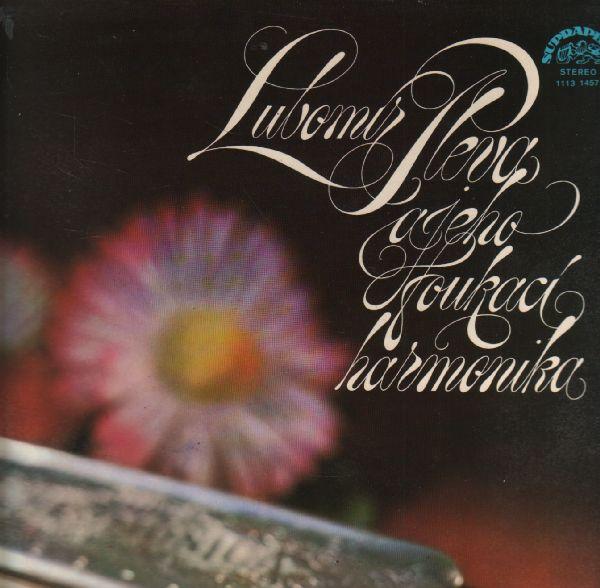 LP Lubomír Pleva a jeho foukací harmonika, 1974