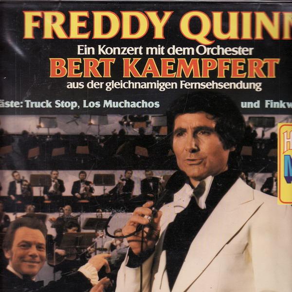 LP Freddy Quinn, Bert Kaempfert, Polydor, Germany1976