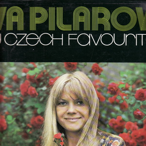 LP Eva Pilarová, My Czech Favourites, 1973