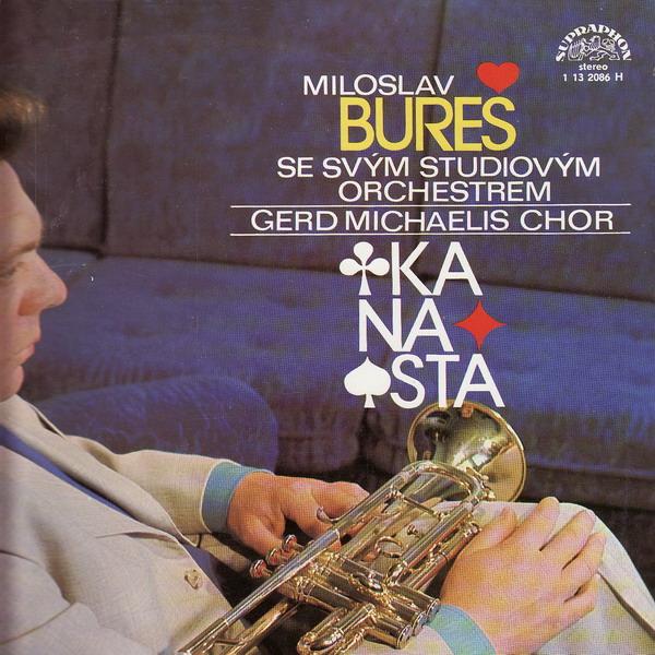 LP Kanasta, Miloslav Bureš se svým studiovým odchestrem Gerd Michaelis Chor, 76