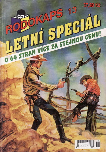 Ranč Slima Pajdy / Benjamin J. Boeters, 1999