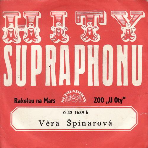 SP Věra Špinarová, Raketou na Mars, Zoo U Oty, 1974