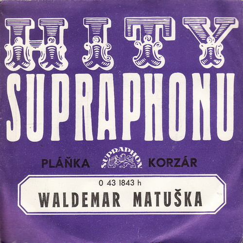 SP Waldemar Matuška, Pláňka, Korzár, 1975