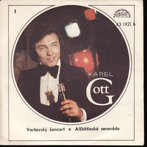 SP Karel Gott, Varšavský koncert, Alžbětinská serenáda, 1975