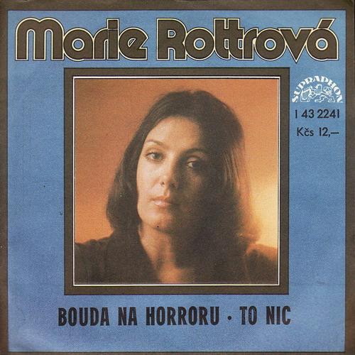 SP Marie Rottrová, Bouda na horroru, To nic, 1979
