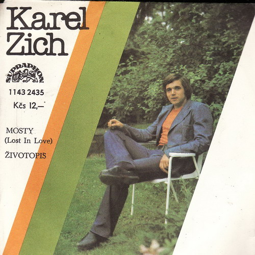 SP Karel Zich, Mosty, Životopis, 1980