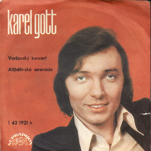 SP Karel Gott, Varšavský koncert, Alžbětínská serenáda, 1975