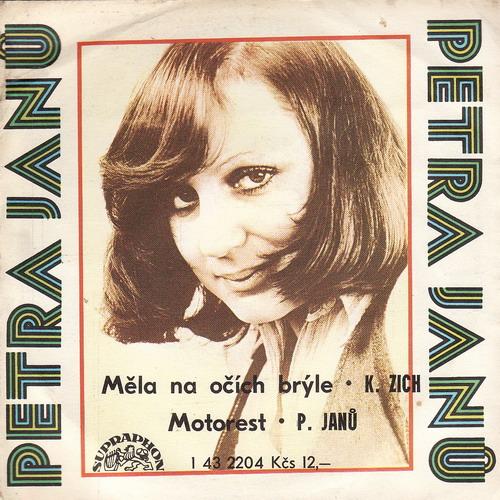 SP Petra Janů, Kondiciogram, Tisíc stran formátu A 1, 1977