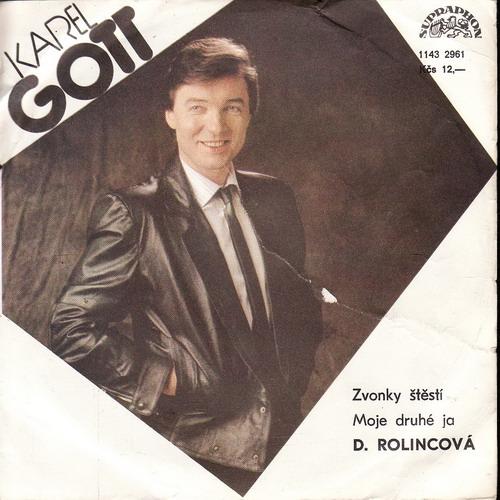 SP Karel Gott, D. Roloncová, Zvonky štěstí, Moje druhé já, 1984