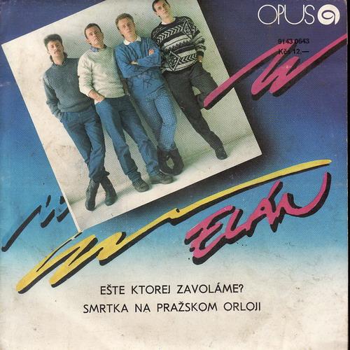 SP Elán, Ešte ktorej zavoláme, Smrtka na Pražskom orloji, 1987