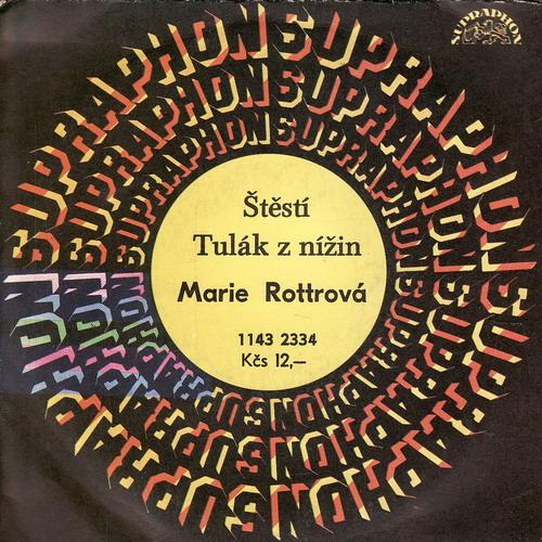 SP Marie Rottrová, Štěstí, Tulák z nížin, 1980