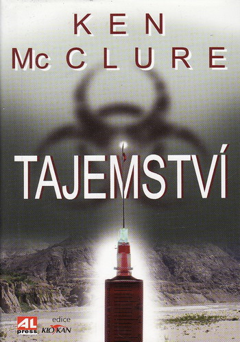 Tajemství / Ken McClure, 2014