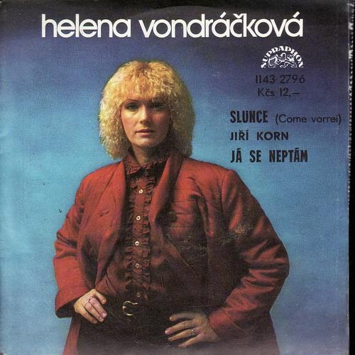 SP Helena Vondráčková, Slunce, Já se neptám, 1983