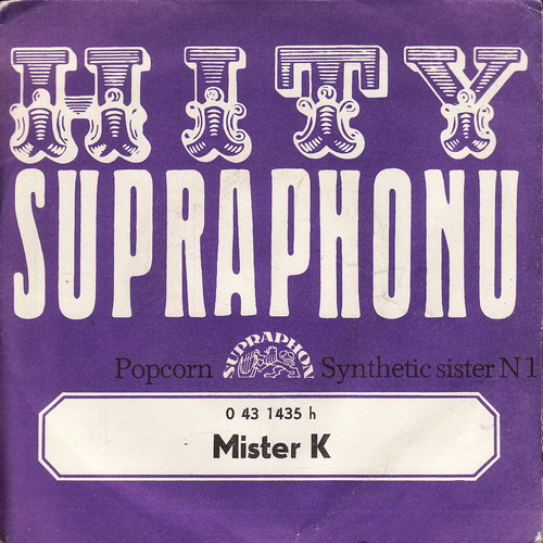 SP Mister K. Popcorn, Synthetic sister N 1, 1972
