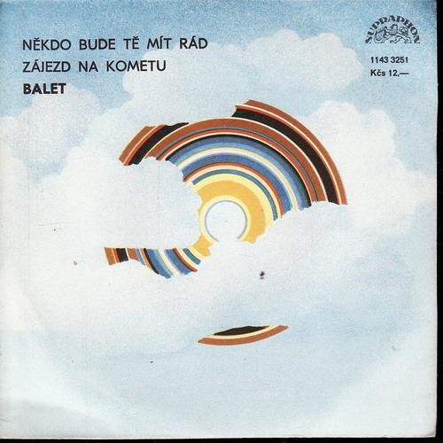 SP Balet, Někdo bude tě mít rád, Zájezd na kometu, 1986