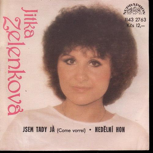SP Jitka Zelenková, Jsem tady já, Nedělní hon, 1983
