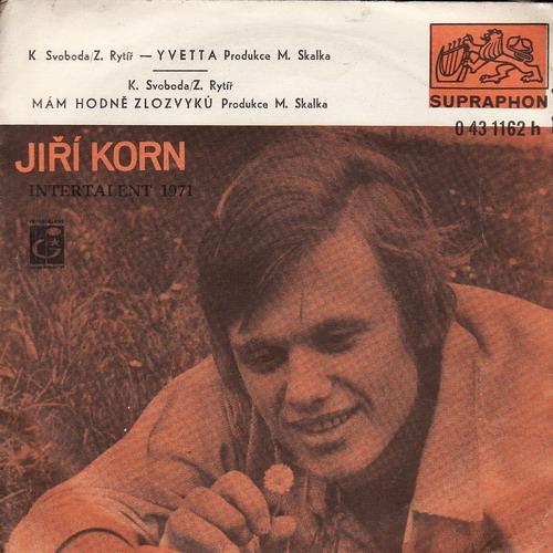 SP Jiří Korn, Yvetta, Mám hodně zlozvyků, Intertalent 1971