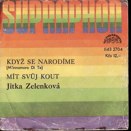 SP Jitka Zelenková, Když se narodíme, Mít svůj kout, 1983