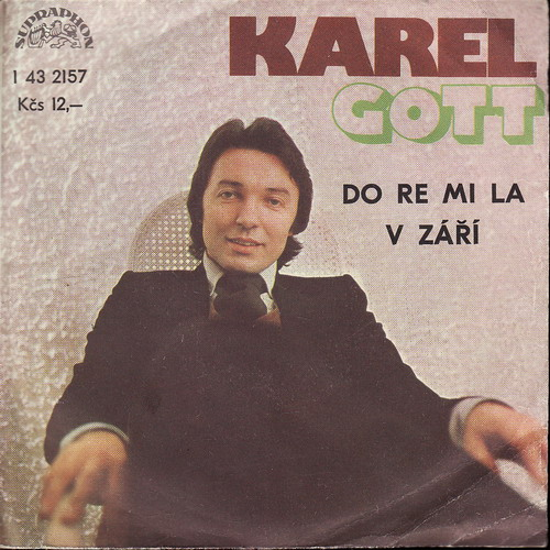 SP Karel Gott, Do Re Mi La, V září, 1977