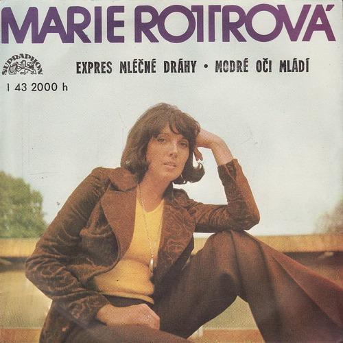 SP Marie Rottrová, Expres mléčné dráhy, Modré oči mládí, 1976