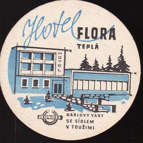 Jednota Flora Teplá, Jednota Karlovy Vary se sídlem v Toužimi