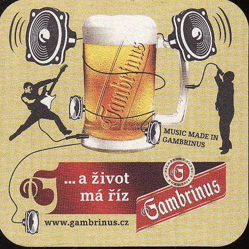 Gambrinus, A život má říz, Rock People 2007