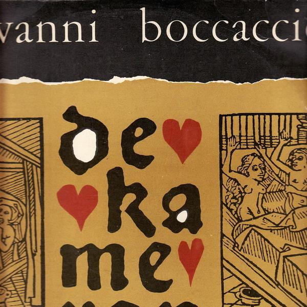LP Giovanni Boccaccio, Dekameron, Miloš Kopecký, 1970