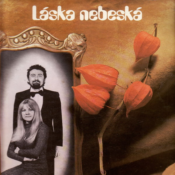 LP Eva Pilarová, Waldemar Matuška, Láska nebeská, 1973