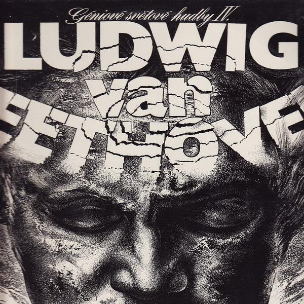 LP 2album, Ludwig van Beethoven, Géniové světové hudby IV., 1978, 1 19 2551-52 G