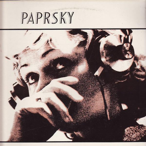 LP Paprsky, Helena Vondráčková, 1978, 1 13 2350 H
