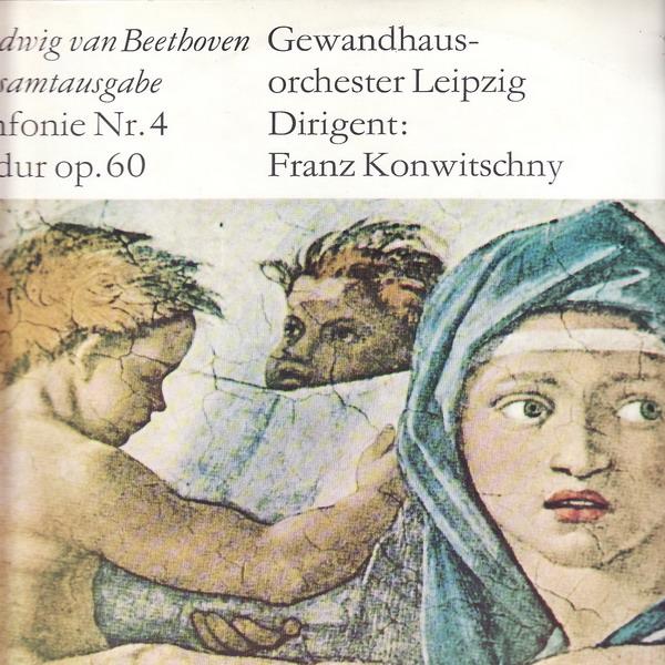 LP Ludwig van Beethoven, Symfonie č.4, B dur op.60