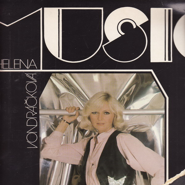 LP Helena Vondráčková, Music, 1980, 1113 2770 ZA