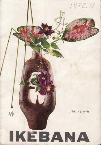 Ikebana / Ladislav Jakerle, 1966