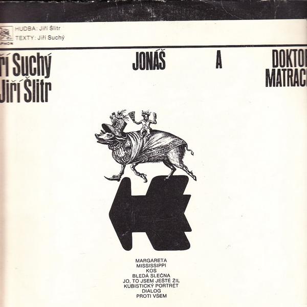 EP Jiří Suchý a Jiří Šlitr, Semafor, Jonáš a Doktor Matrace, 1969