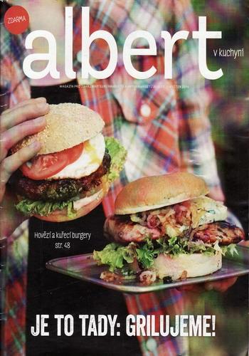 2014/05 Albert magazín jídla a kuchyně...