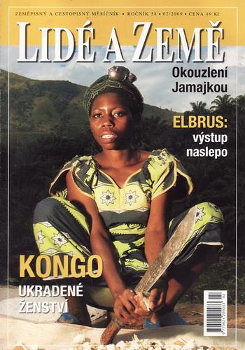 2009/02 Lidé a země, zeměpisný a cestopisný měsíčník