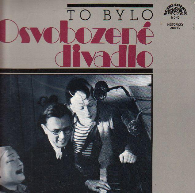 LP 2album To bylo Osvobozené divadlo 2. 1934 - 1938