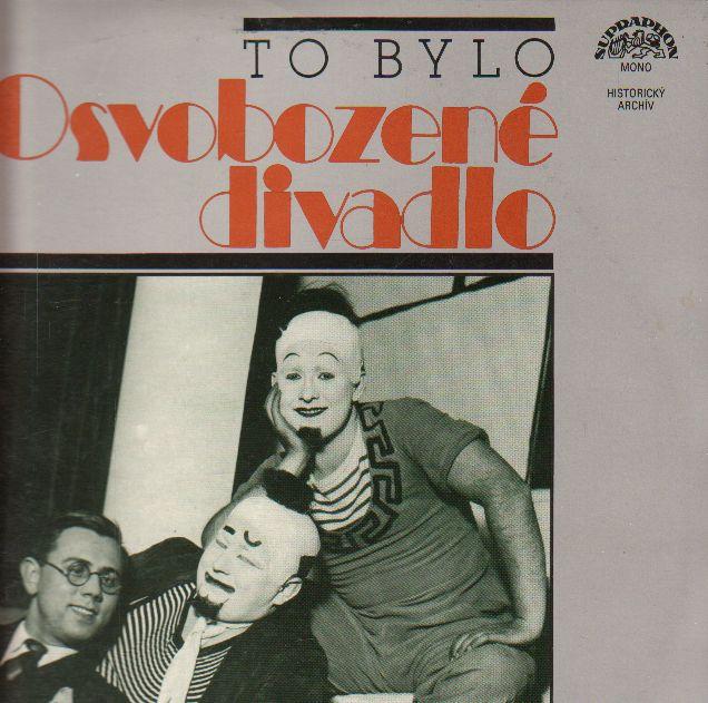 LP 2album To bylo Osvobozené divadlo 2. 1928 - 1933